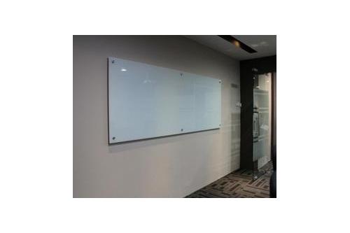 Glass White Board - Non - Magnetic
