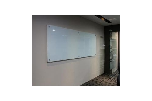 Glass White Board - Non - Magnetic