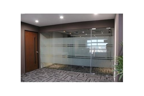 12mm Tempered Glass Partition