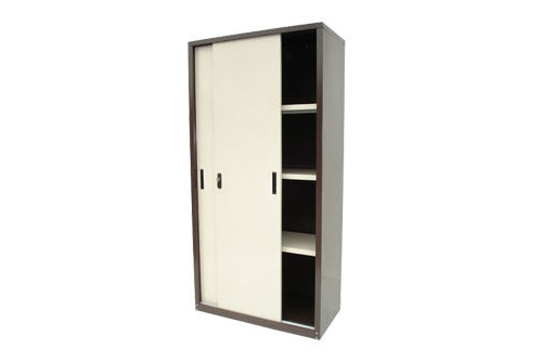 Full height Steel Sliding Door
