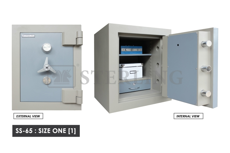 Banker Safe SS-65 - Size One (1)