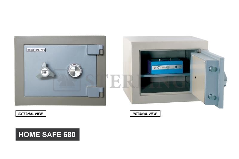 Home Safe 680