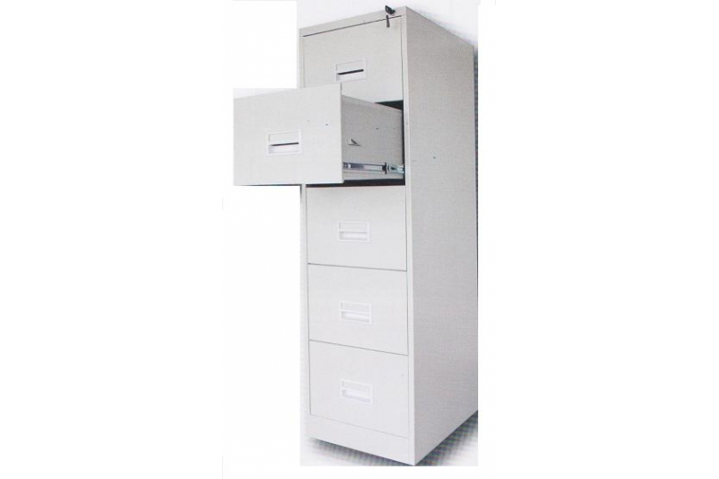 Genial Filling Steel Cabinet   5 Drawer