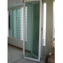 Aluminium Frame w Glass Door