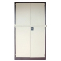 Full Height Cupboard with Locking Bar