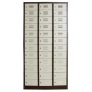 36 Compartments Steel Locker (SCM-0003)