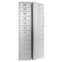 12 Compartments Steel Locker (SCM-0005)