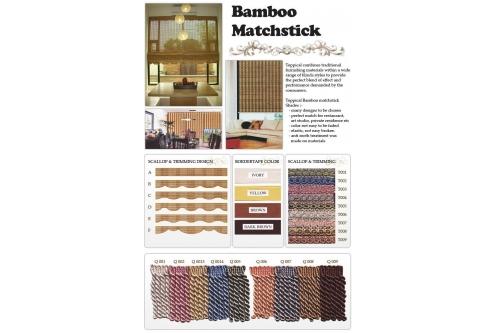Bamboo Matchstick