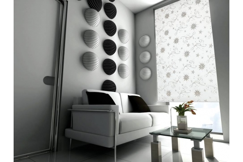 Roller Blind - Design Fabric