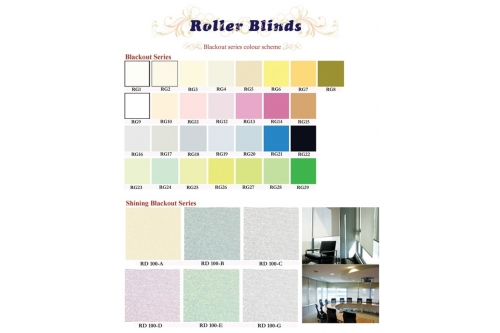 Roller Blind - Blackout