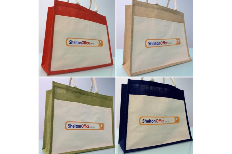 Jute Bag / Carrier Bag