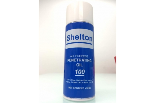Shelton All Purpose Penetrating Oil 100