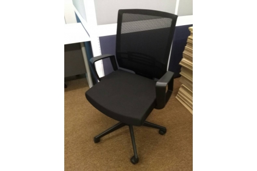 Office Lowback Chair 02