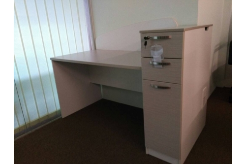 Office Table w Drawer