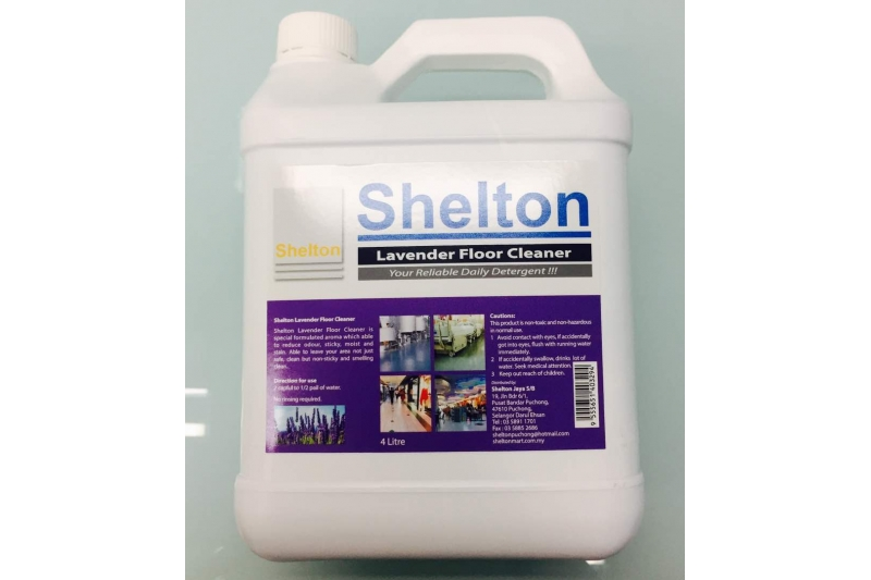 Shelton Lavender Floor Cleaner ( LFC01)
