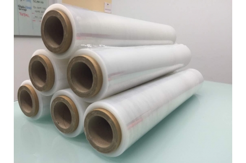 Stretch Film - 1.9kg - Transparent