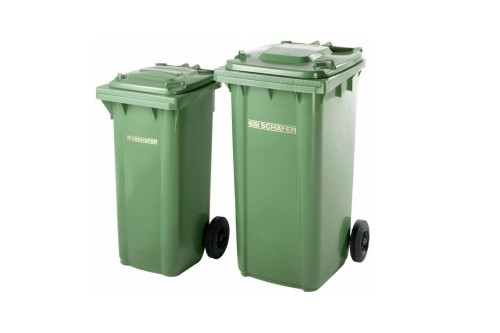 Schaefer Mobile Garbage Bin 2-Wheel