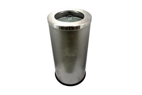 Stainless Steel Bin Round