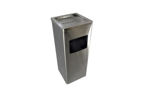 Stainless Steel Bin Square