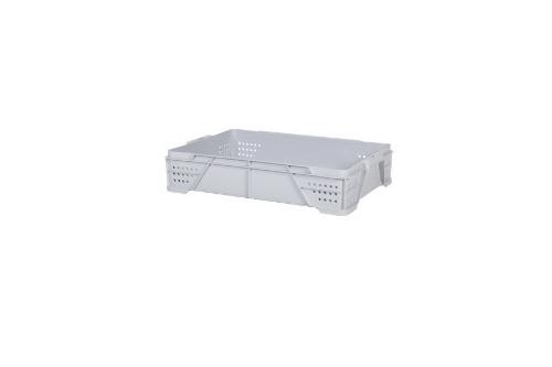 Industrial Stackable Tray-Grey
