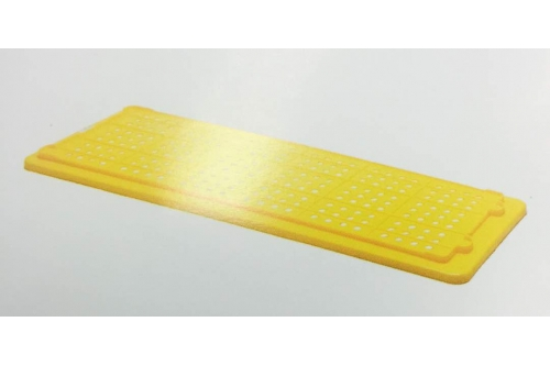 Industrial Stackable Tray Lid -Yellow