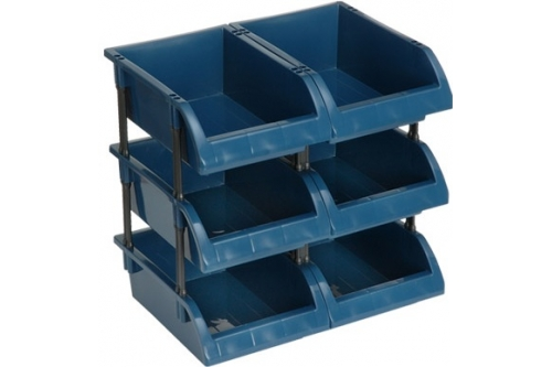 Tool Rack - 6 in 1 -Blue