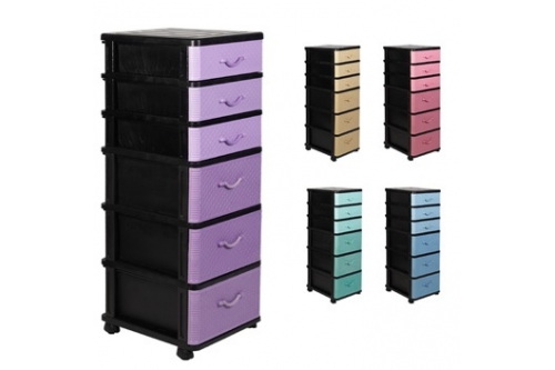 6 Tiers Drawer
