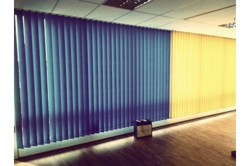 Vertical Blind Blackout Leading Office Furniture
