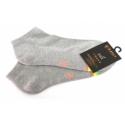 LDH Socks - Short (Grey)