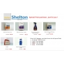 Shelton Aluminium & Glass Cleaner - Extra Clear