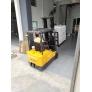 Industrial Stackable Basket - Yellow