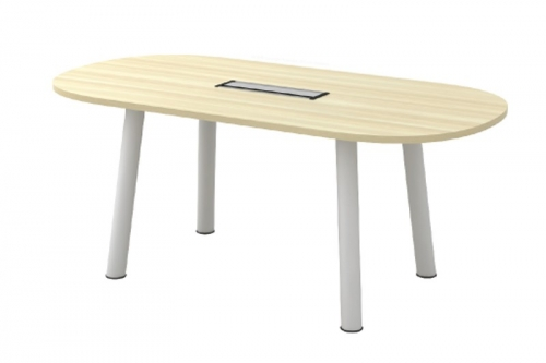 B Series - Oval Conference Table