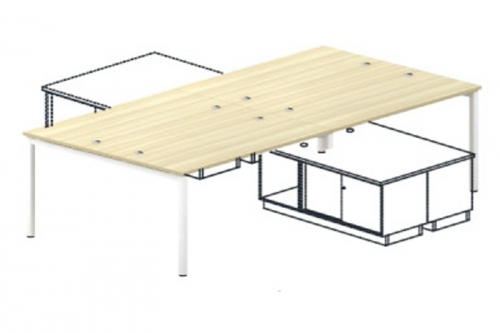 Standard Table (W/O FRONT PANEL) - SL55 Series