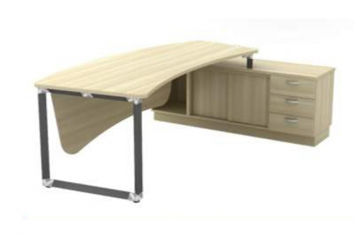 Director Table Set (Table Top 41thk)- O Series