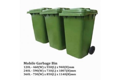 Mobile Garbage Bin